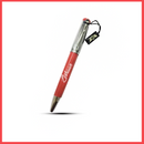 Embassador Pure High Quality Metal Red Ballpoint.