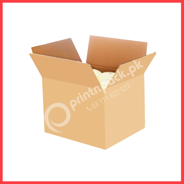 Packaging box for fruits