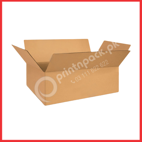 Boxes for packaging items
