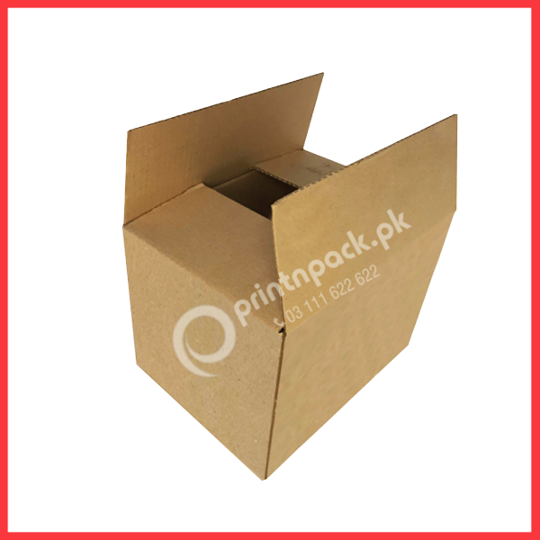 Box for Paints Packaging
