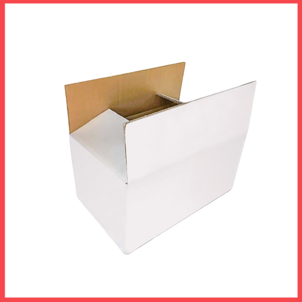 Packaging box for Cooking Oil