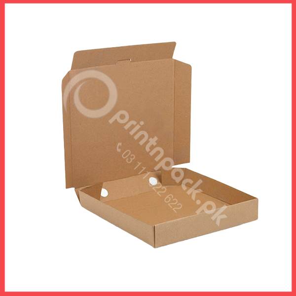 Medium Pizza Box (Food Grade) 11 x 11 x 1.5 N""