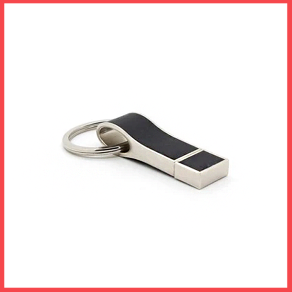 Leather Whistle Shape USB Flash Drive (16,GB).