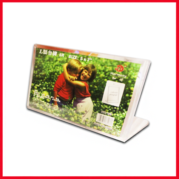 High Quality Acrylic Photo Frame.
