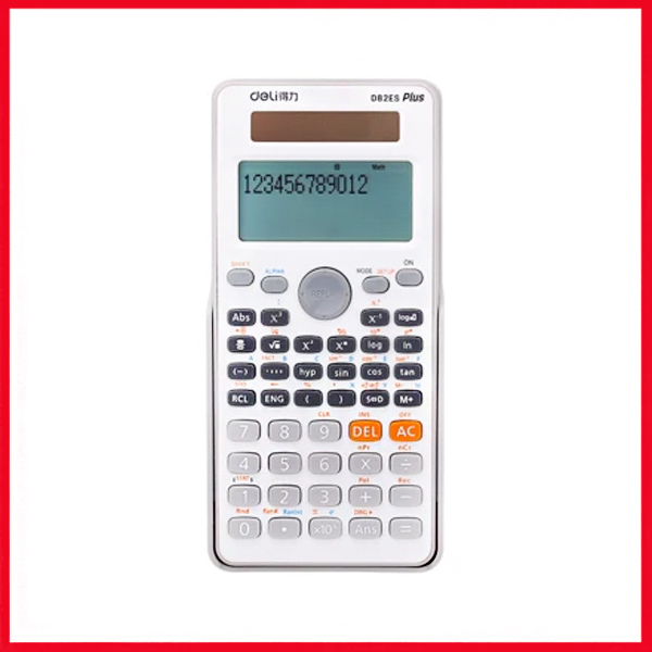 Deli ED82ES 252F Scientific Calculator