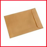 Khaki Envelope Legal