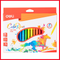 Deli Felt Pen 18 colors - EC10010