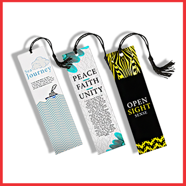 Custom bookmarks online
