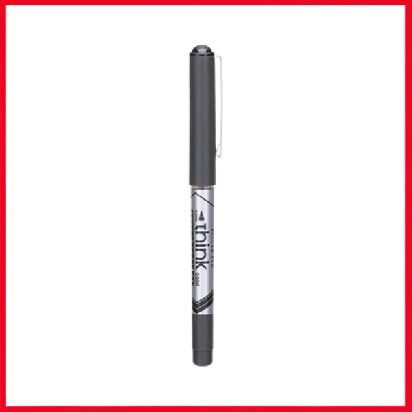 Deli Roller Pen EQ20030 0.5MM Black.