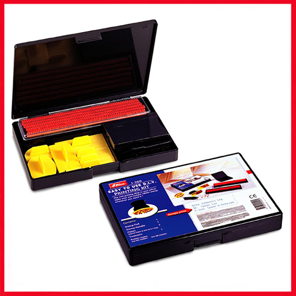 Shiny S200 Rubber Stamp Printing Kit.