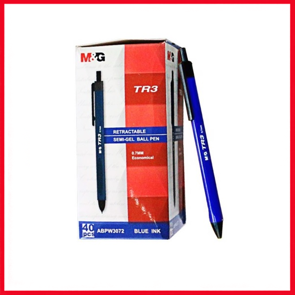 M&G TR3 0.7mm Ball Point.