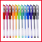 Glitter Color Gel Pen Pack of 12