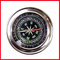 "Stainless Steel Directional Magnetic Compass 2.5""."