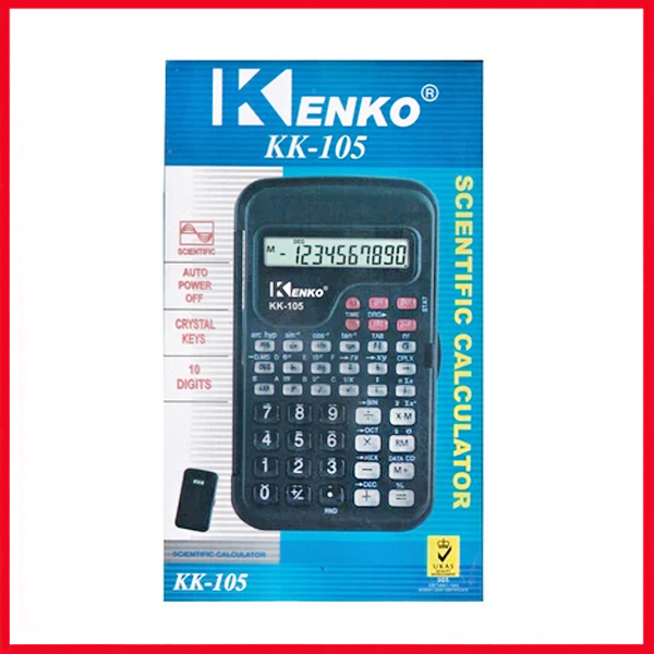 Kenko Scientific Calculator KK-105