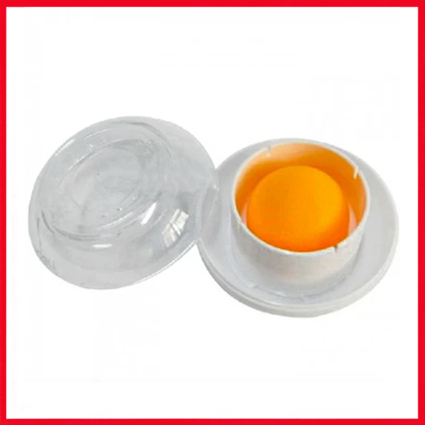 Office Plastic Round Case Finger Wet Damper.