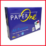 PAPERONE (80,gm), A4 Size Box.