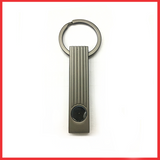 High Quality Pure Metal Keychain