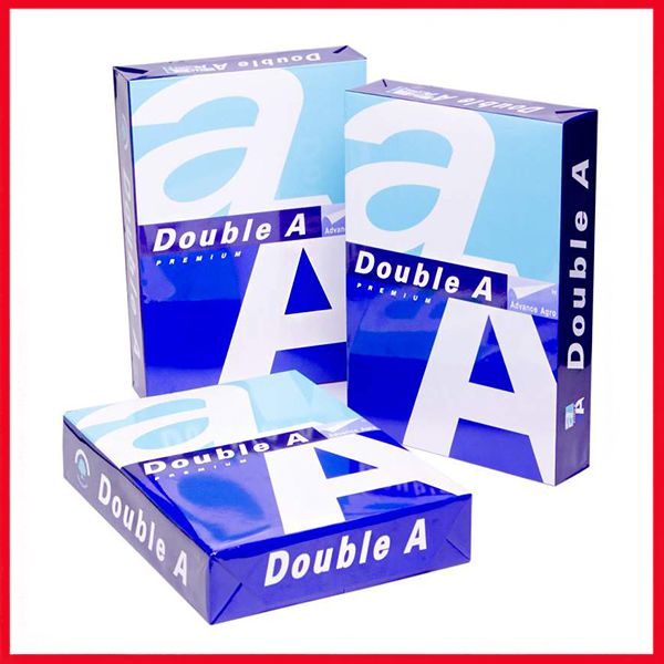 Double A (80,gm), A3 Size Box.