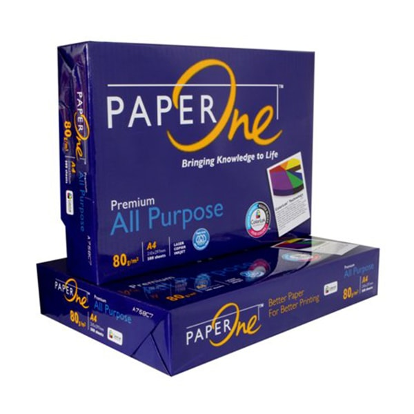 PaperOne (80,gm), A4 Single Packet