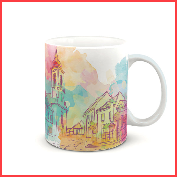 Special Artist Mug Style-4
