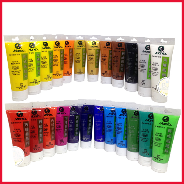 Marie's Acrylic Paint - Tube 75ml