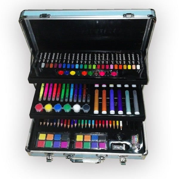 Aluminium Kids Art Box