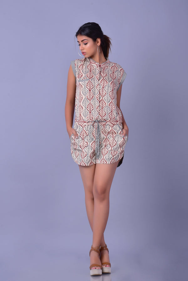 HAZEL PLAYSUIT