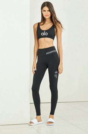 7/8 Highwaist Focal Point Legging