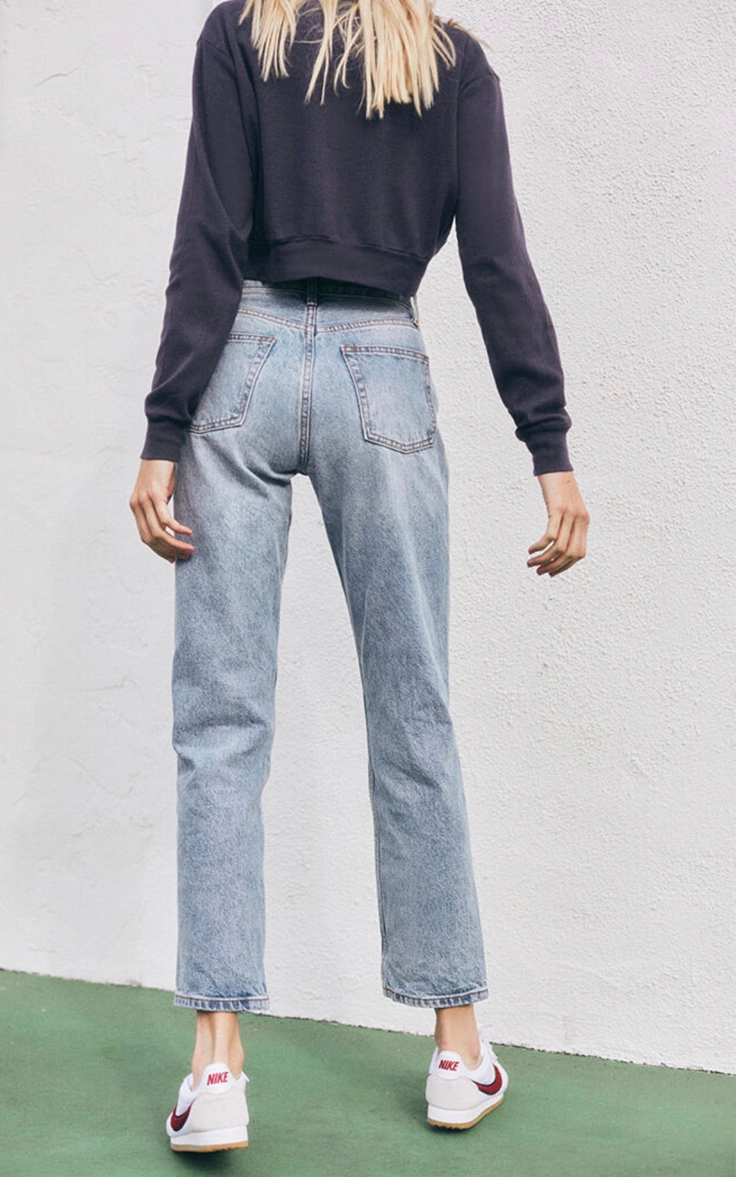 Molly Light Wash Jeans