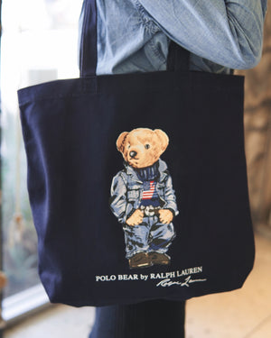 Limited Bear Tote Bag