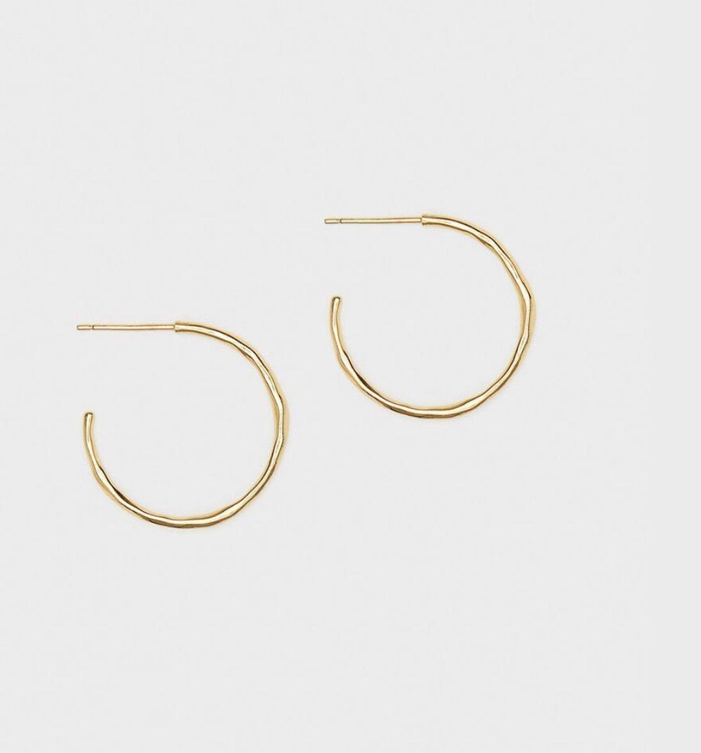 Taner Small Hoops