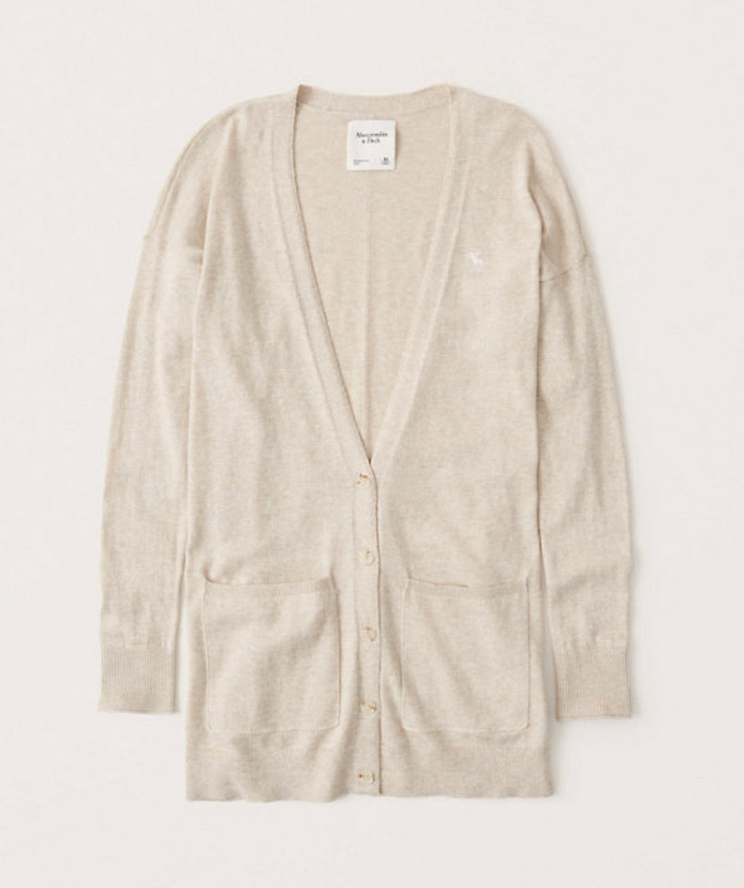 Icon Boyfriend Cardigan