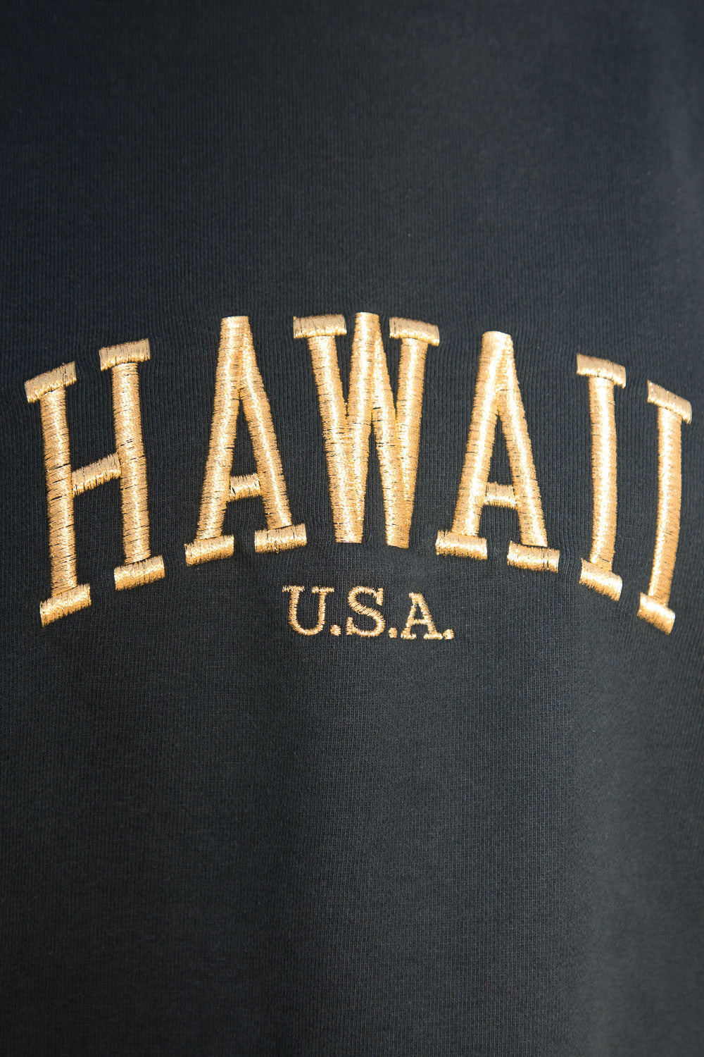 Hawaii Embroidered Sweatshirt