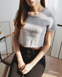 Faye Cropped Top