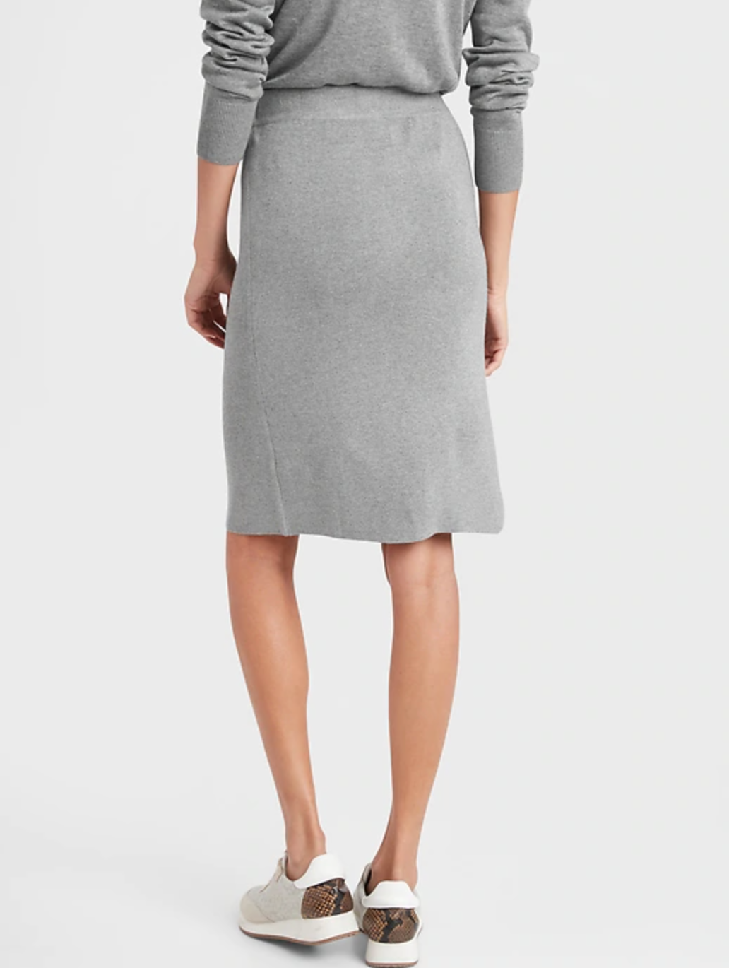 Sweater Pencil Skirt