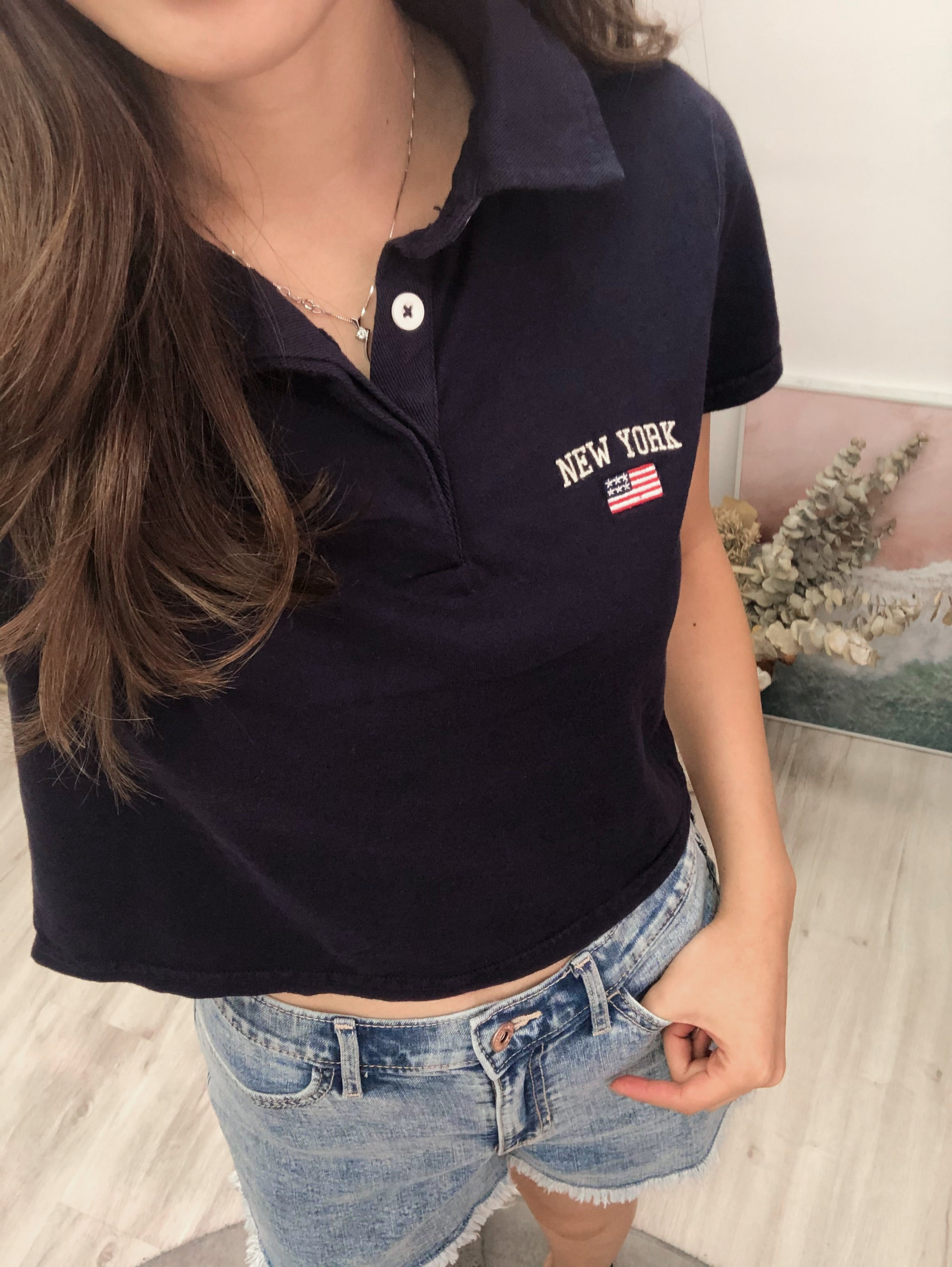 New York Polo Shirt