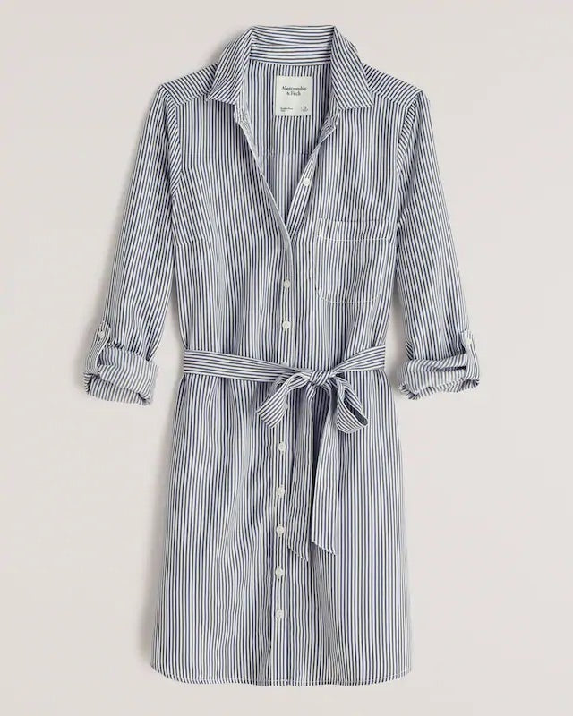 Utility Shirtdress