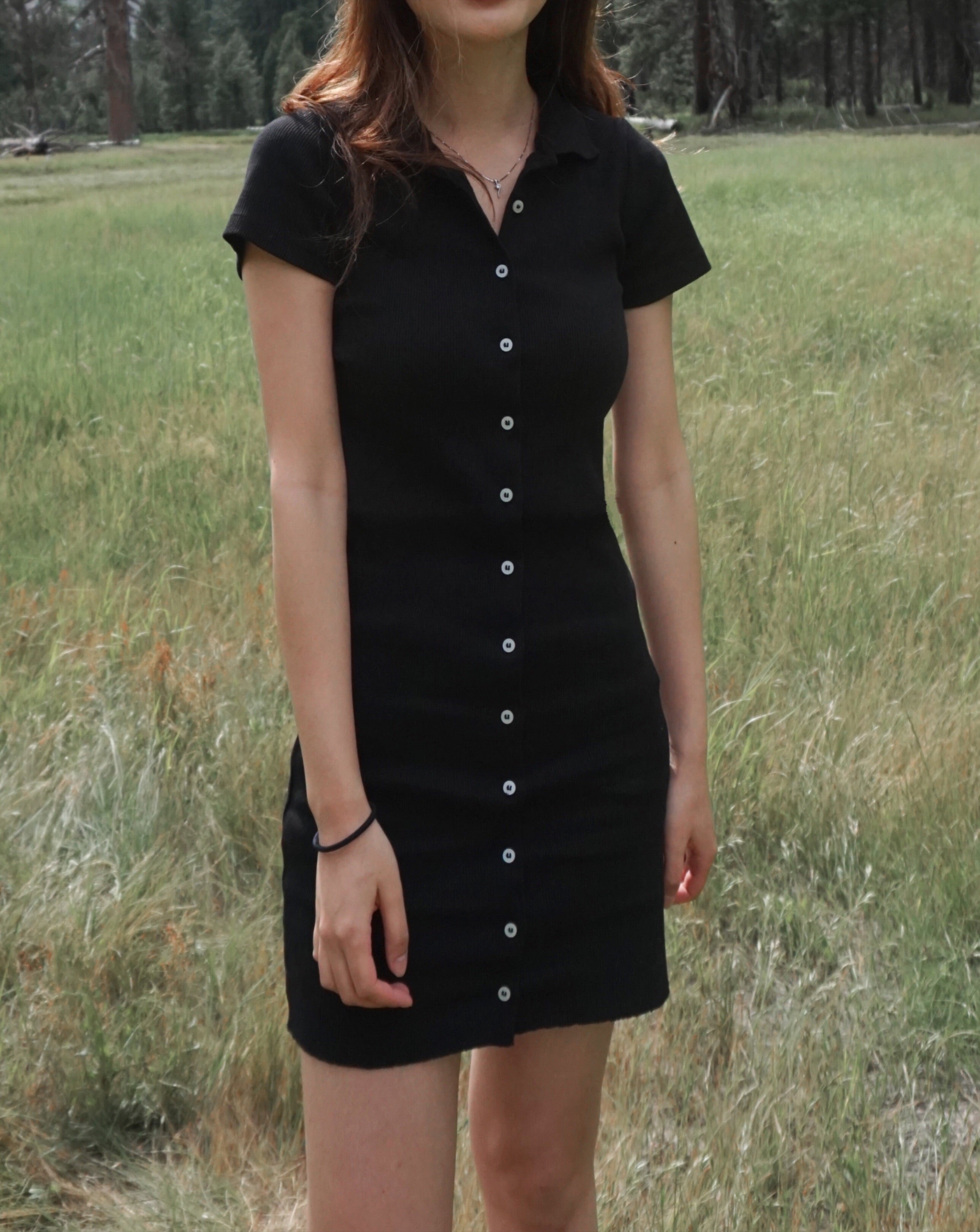Polo Shirtdress