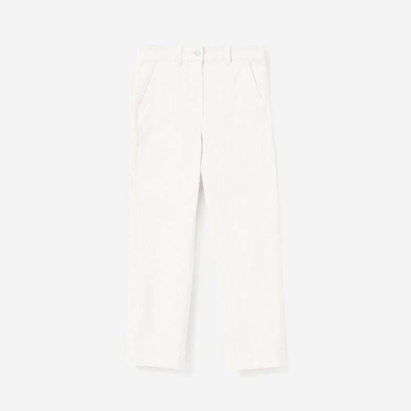 Everlane Straight Leg Crop