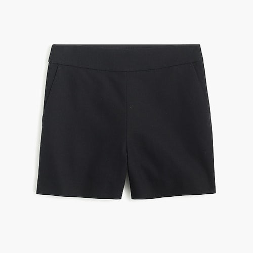 Side Zip Shorts