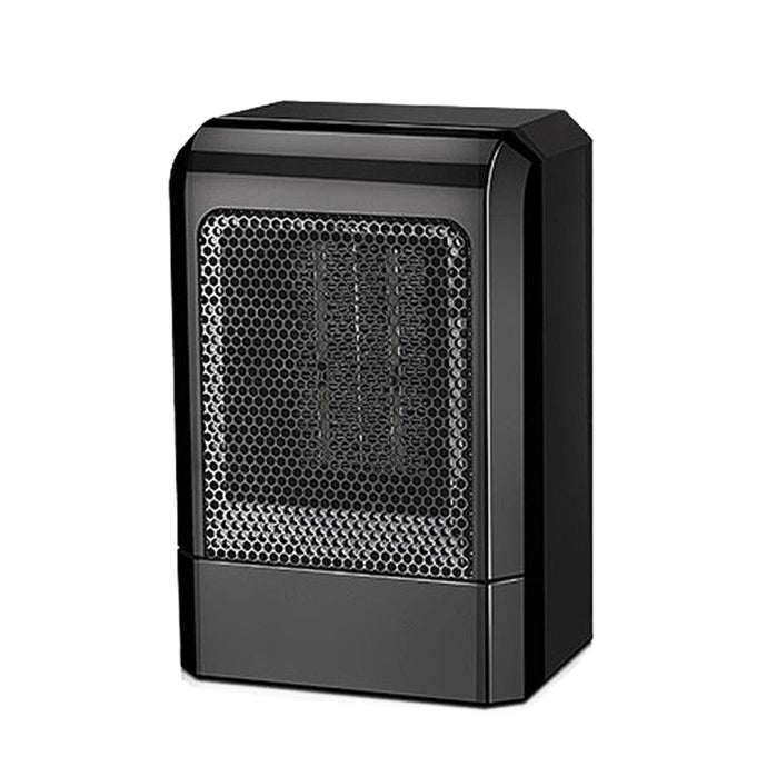 Winter Office Desk Set MINI Portable Ceramic Heater Warmer Electric Cooler Hot Fan 500W (US Plug)