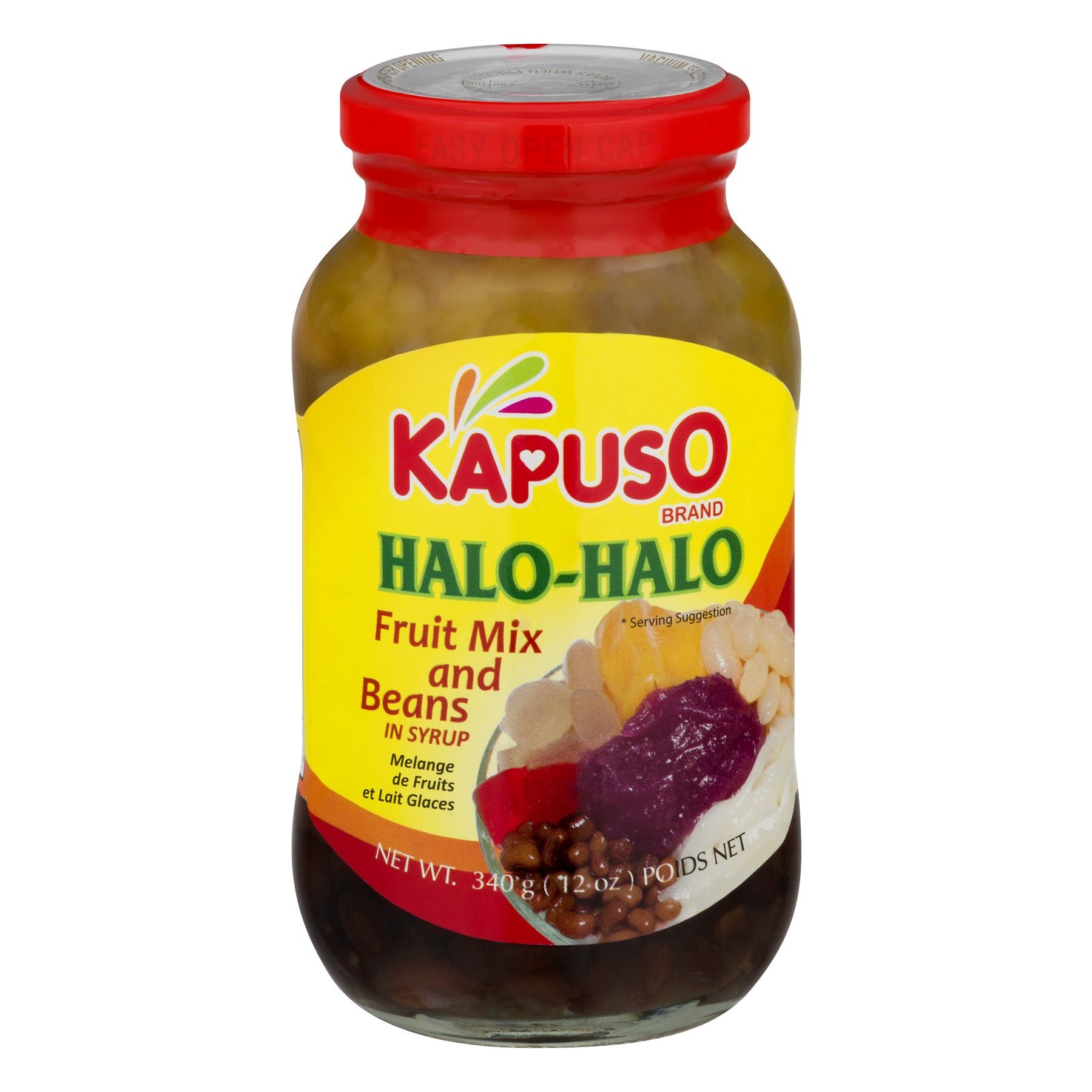 Kapuso - Halo-halo Fruit Mix & Beans 12 OZ