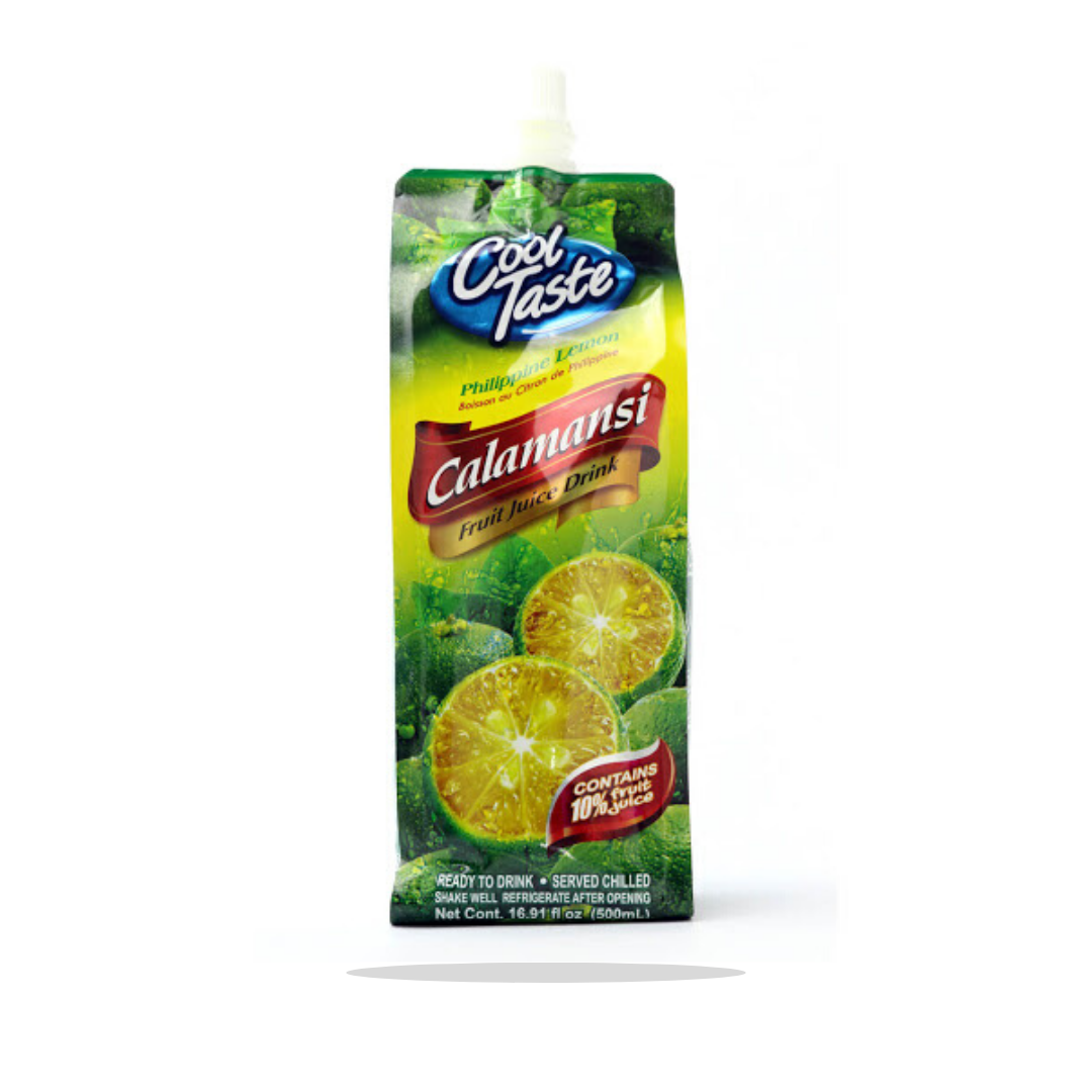 Cool Taste - Calamansi Juice Drink 500 ml