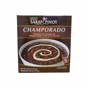 Sarap Pinoy - Champorado - Chocolate Rice Porridge Mix 4 OZ