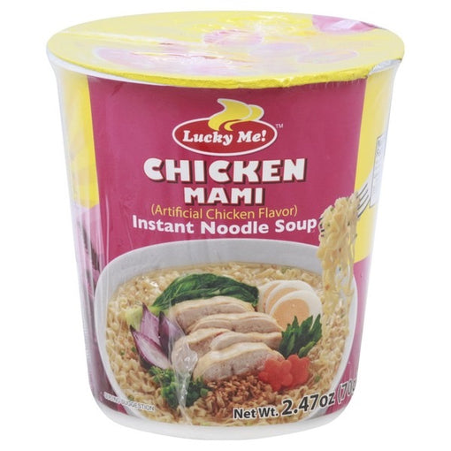 Lucky Me - Chicken Mami Instant Noodle Soup 70 G