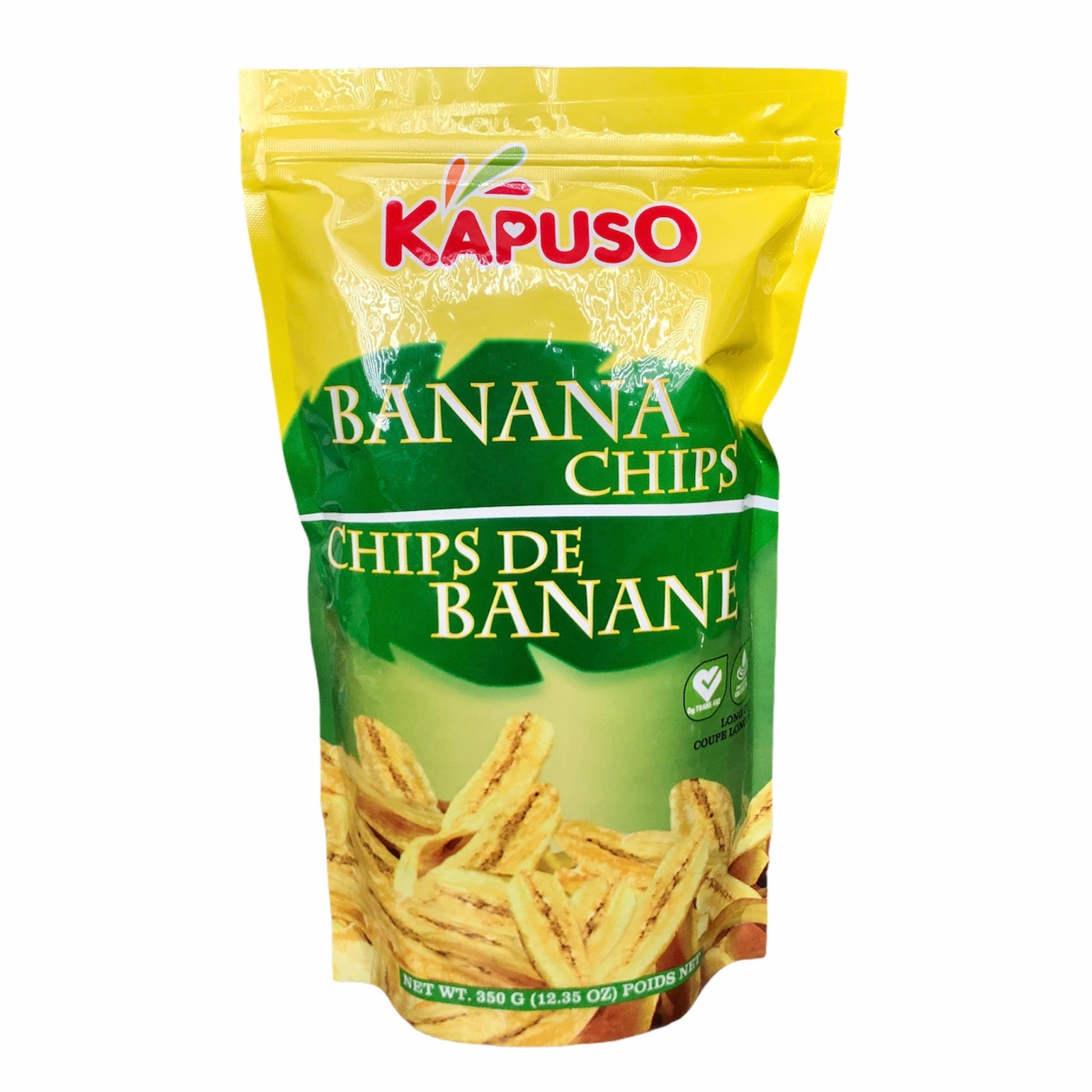 Kapuso - Banana Chips (BIG) 12.35 OZ