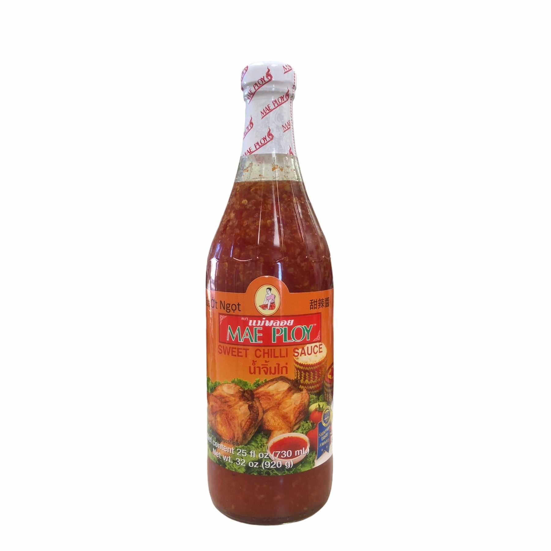 Mae Ploy - Sweet Chili Sauce (BIG) 32 oz