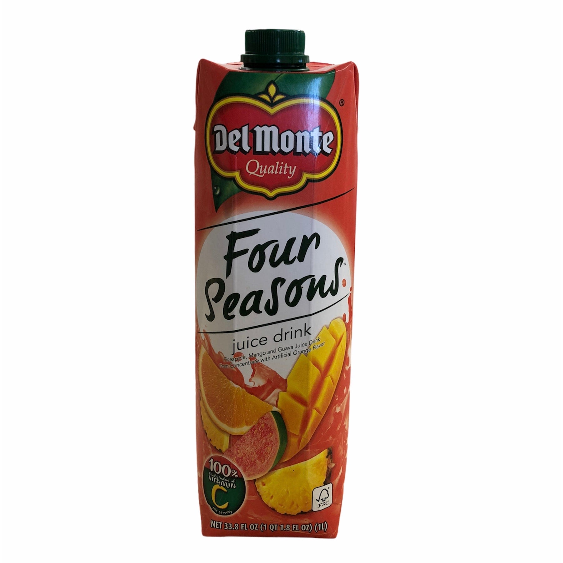 Del Monte - Four Seasons Juice Drink 1 L