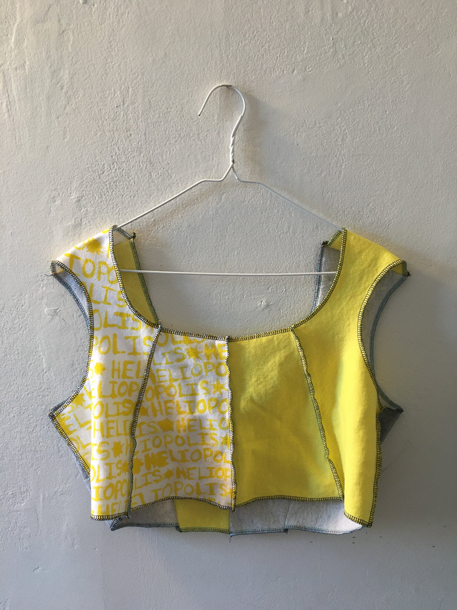 heliopolis yellow top L