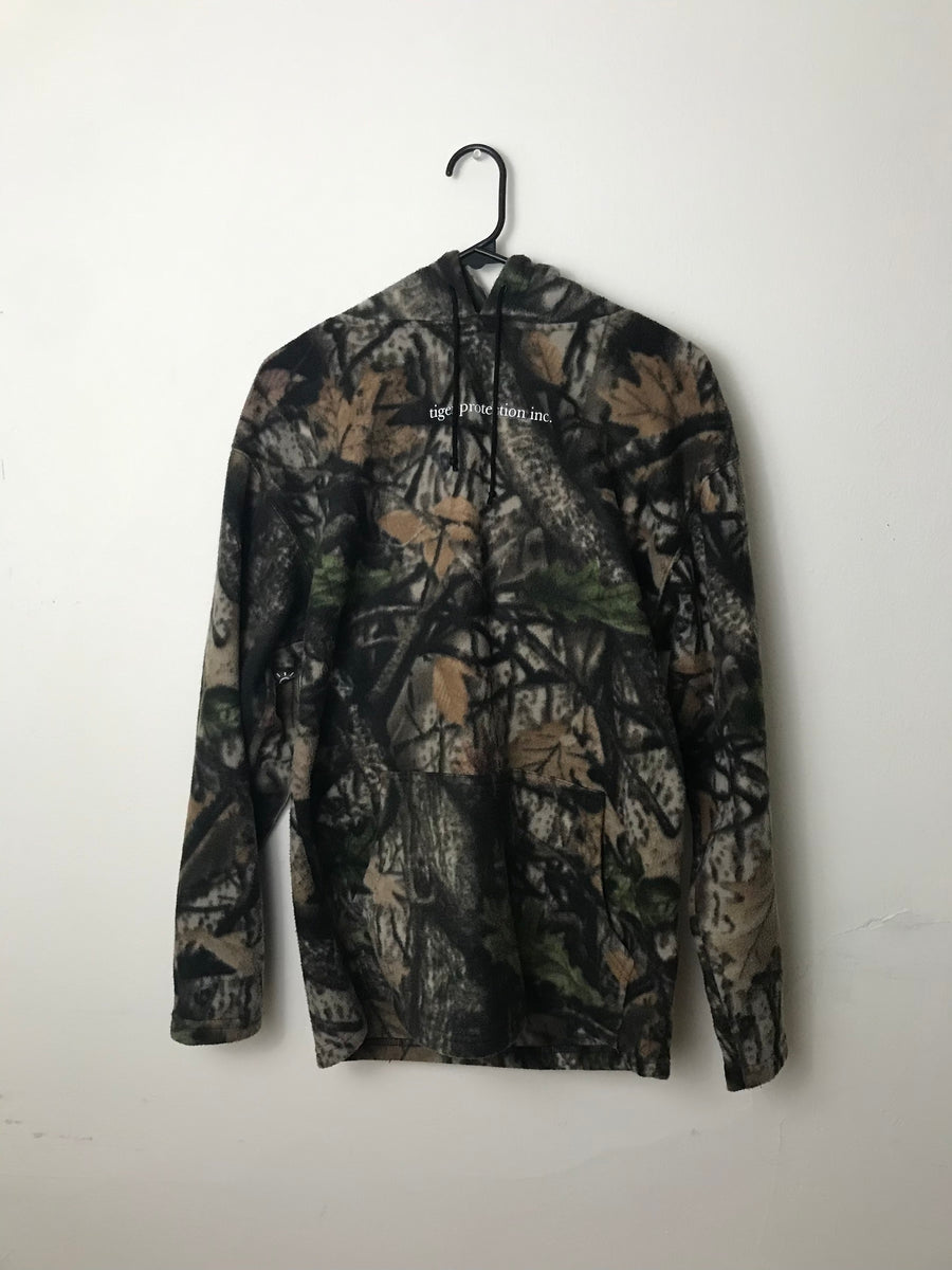 tiger protection inc hoodie M